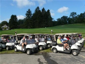 2011 Emerald Society Golf Outing