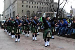 2014 St. Patrick's Day Parade